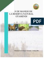Plan de Manejo Rno 2005-2009 (Completo)