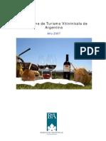 informe turistico vitivinicola