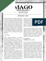 Kit de Iniciacion a Mago La Ascension