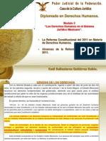 Diplomado -Las Reformas Constitucionales en Materia de Amparo- (Mexicali 03-05-2013)