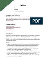 Designing and Sustaining Technology Innovation - Syllabus.docx