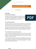 Comentarios OBSERVATORIO CIUDADANO jurídica