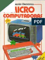 Colección Electrónica - Micro Computadoras (ISBN 84-7374-111-0)