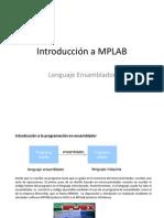 Introducción a MPLAB