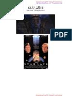 1- Stargate Libro-La Pelicula