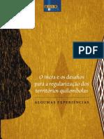 Livro Nead Quilombos