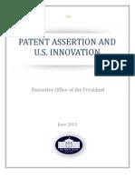 Patent Report