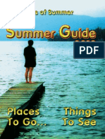 Napaul 2013 Washington County Tourism Guide