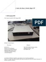 Client léger HP 1
