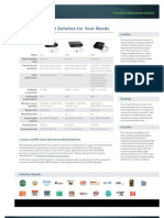 Guide Productselection