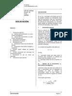 2.- Resúmen ejecutivo. SOCAVACIÓN. Ingenieria Fluvial UNPRG