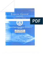 Project on Government Oversight 2013 Inspector General Report
