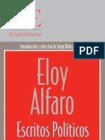 ALFARO Escritos políticos
