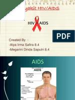Tugas Ips Penyakit Aids Dindalya Kelas84