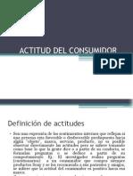 Actitud Del Consumidor