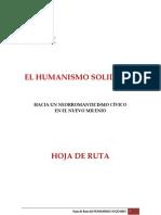 Hoja de Ruta Humanismo