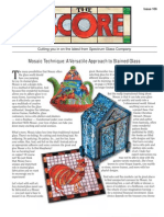 Mosaic Tech Vitral
