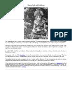 Mayan Gods and Goddesses