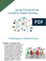 Estrategia de Promoción de Ventas en Redes Sociales