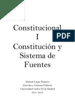 Constitucional I