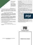 Normativas Del Docente 2012-1