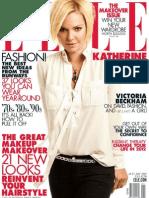 Elle January 2012