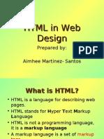 Intro to HTML
