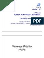 Teknologi Jaringan WiMAX