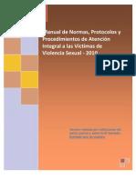 MANUAL de Normas Protocolos y Procedimient d Atencion Integral