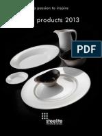 Steelite New Product Supplement