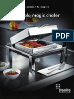 La Tavola Magic Chafer Flyer