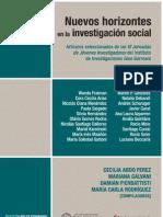NuevosHorizontes en Investigacion Social
