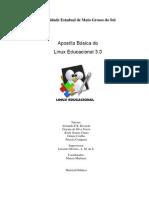 Curso Basico de Linux Educacional - PDF