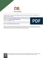 Consideraciones semánticas sobre lógica deóntica, con especial referencia a la jurisprudencia