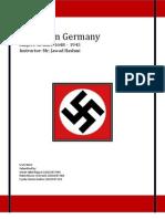 Nazism in Germany