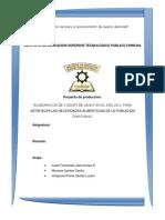 Proyect de Produccion 1 Introduccion Caratula