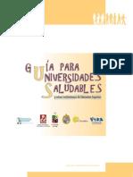 Guia Universidades Saludables2006
