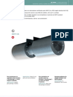 NOVOVENT Helicoidales JET PIROS Caracteristicas