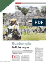 Guatemala. Delicias Mayas (ABC 7D 190709)