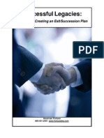 7 Steps for Creating an ExitSuccession Plan