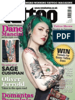 Total Tattoo Magazine June 2013