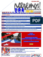 Amicuba Numero 53 Del 20 Ottobre 2012