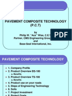 Base-seal - Pavement Composite Technology
