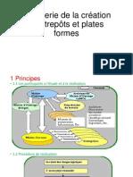 3-Ingénierie de la création d'entrepôts et plates formes