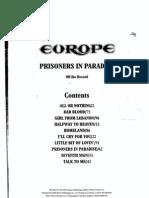 Europe PrisonersInParadise(JAP)