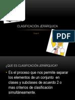 Clasificación Jerárquica (1)