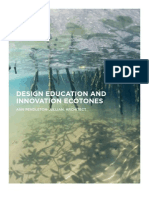 Design Education and Innovation Ecotones