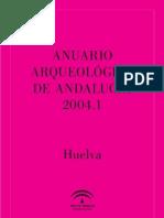 CAMPOS et al - Turobriga - Anuario Arqueológico de Andalucia 2004