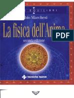 La Fisica Dell Anima Fabio Marchesi