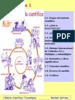 Tema 1.- El Método Científico